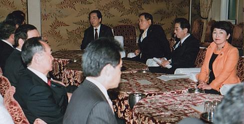 北朝鮮による砲撃について福島党首