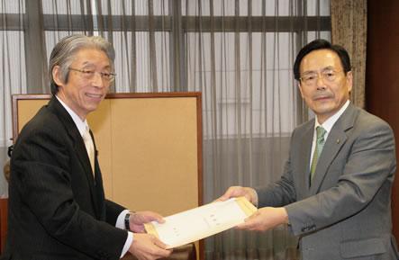 交付税の別枠加算岡山県知事が要請