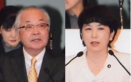連合大会で福島党首が訴え