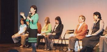 「脱原発をめざす女たちの会」がキックオフ集会